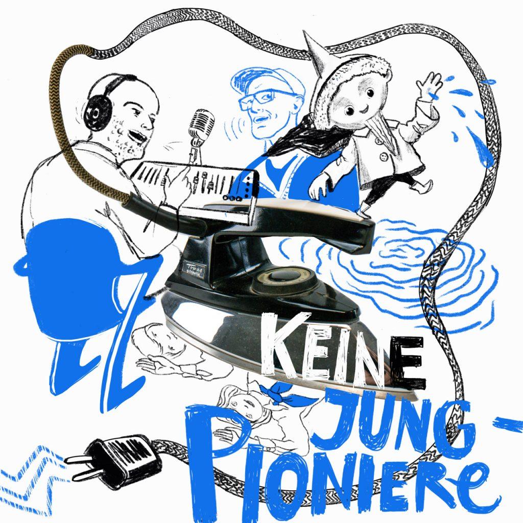 Jungpioniere-Podcastcover